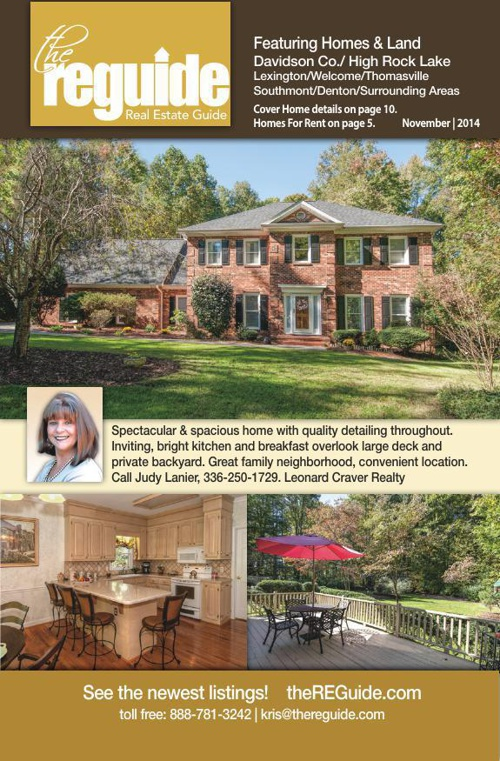 November Davidson County Real Estate Guide