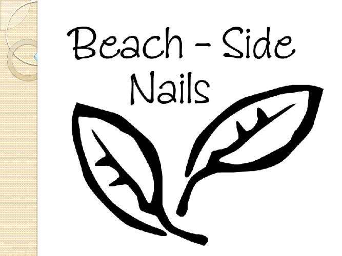 Beach-Side Nails