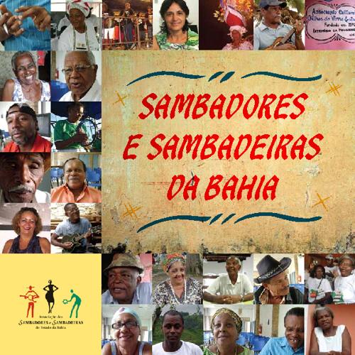 Catálogo Grupos Samba de Roda da Bahia