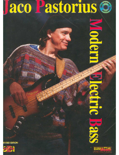 Modern Electric Bass - Jaco Pastorius