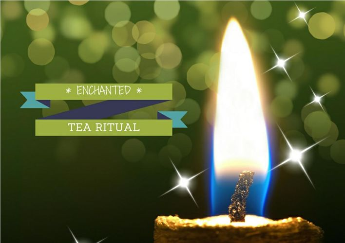 Enchanted Tea Ritual