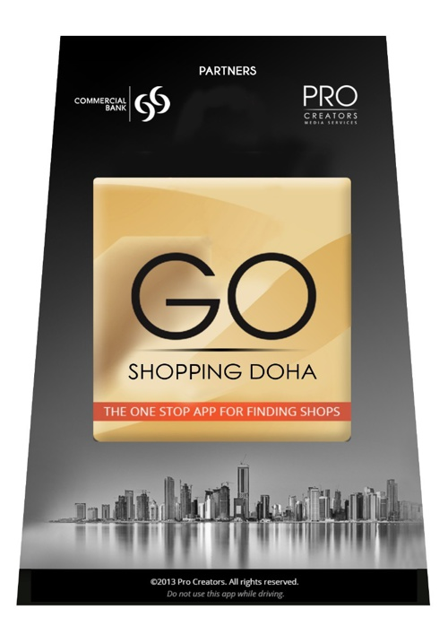 Go Shopping Doha Application
