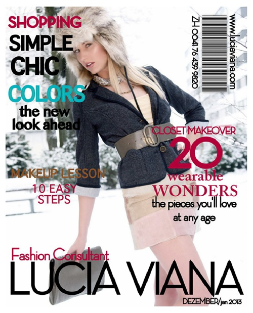 Lucia Viana Magazine DEC/JAN