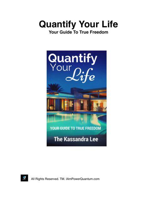 Quantify your life KL