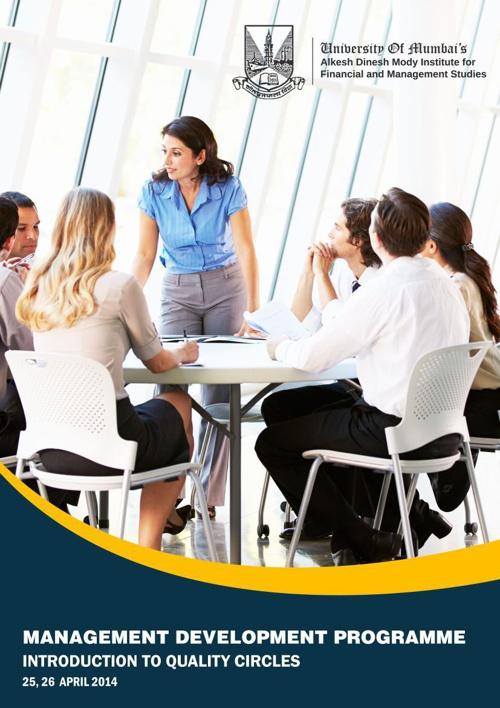 Management Development Programme (Quality Circles) LR