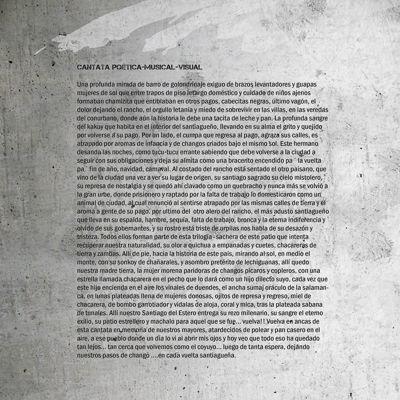 Brochure - LA VUELTA DEL SANTIAGUEÑO 2016