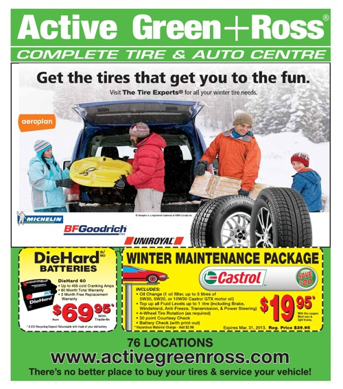 Active Green + Ross - 01/2013