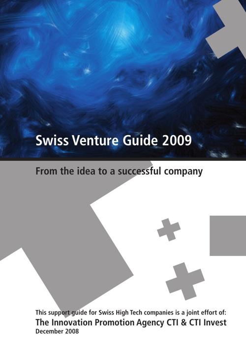 Swiss Venture Guide 2009
