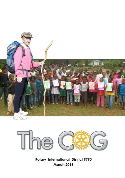 The COG March 2016