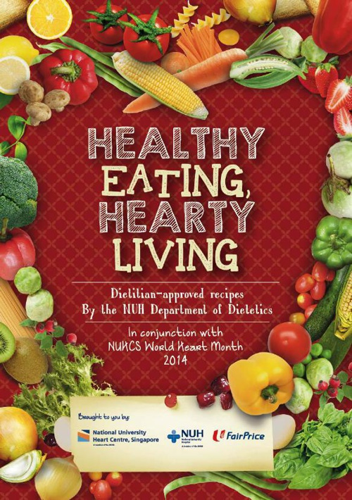 Healthy Eating, Hearty Living - Dietitian-approved recipes