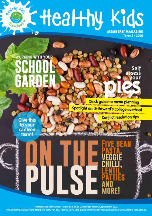 2016 Healthy Kids Members' Magazine - Term 2