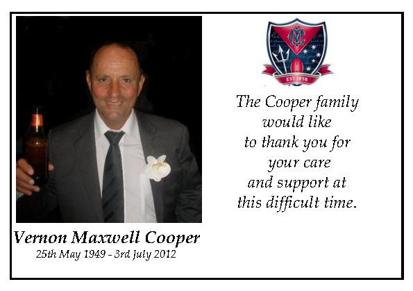Vernon Cooper V3