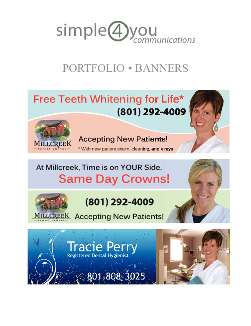 Simple4You Communications - Banner Samples