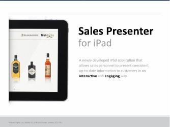 Sales Presenter