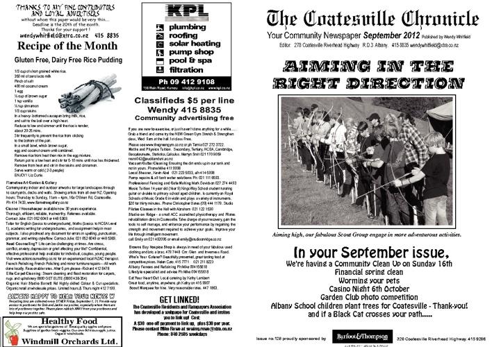 September Chronicle