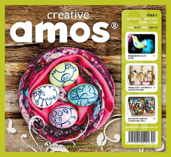 Creative AMOS 01/2012 JARO