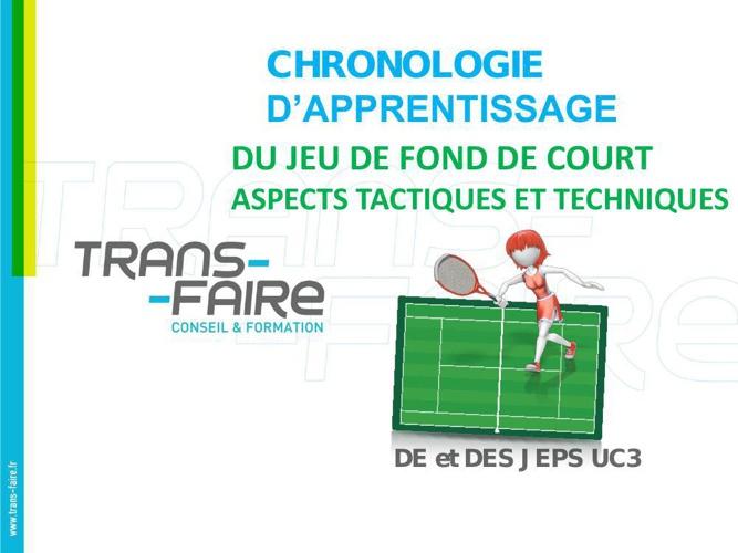 chrono DE 2015  coups FDC