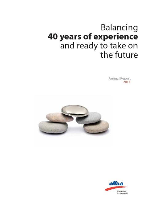 Alba's Annual Report 2011