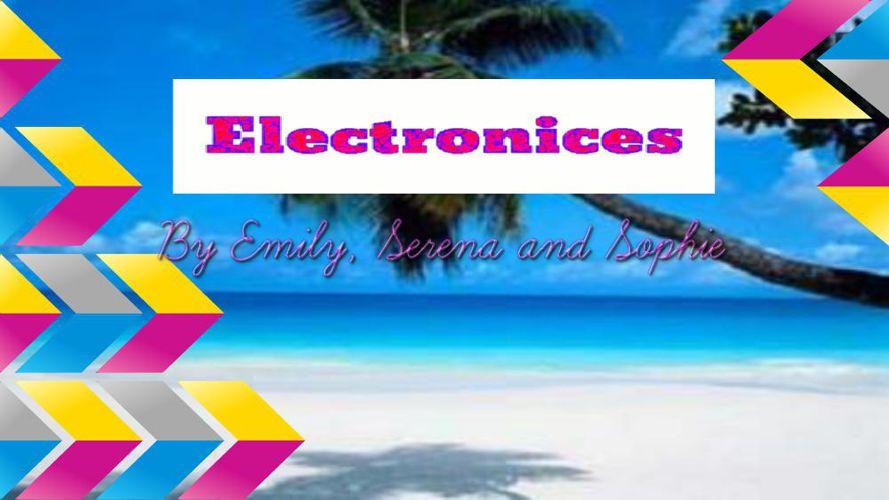Electronics-build knowledge (1)