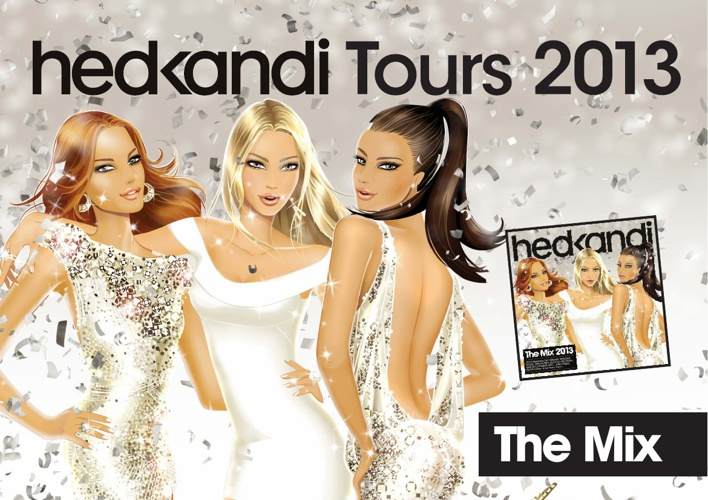 HEDKANDI THE MIX 2013