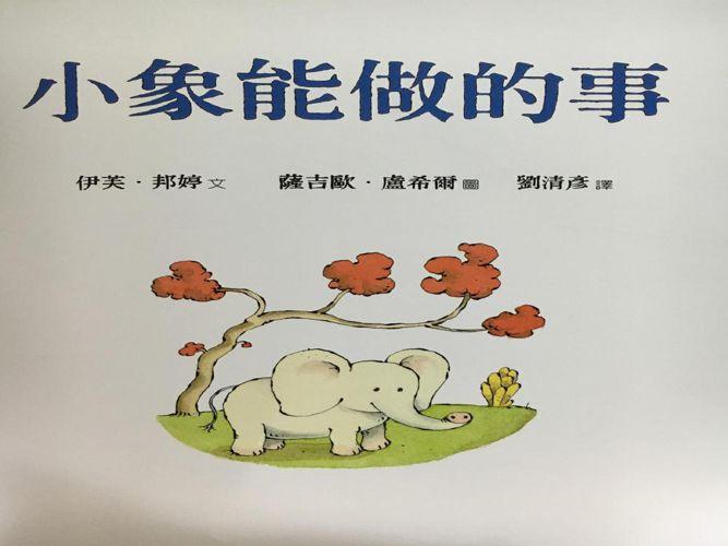 小象能做的事part2-1
