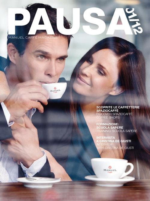 Pausa - Manuel Caffè Magazine - 01 12