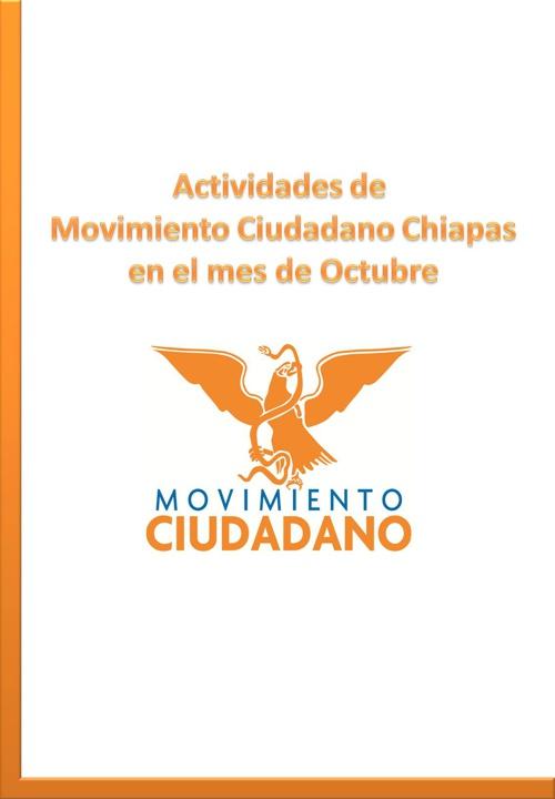 Actividades del mes de Octubre