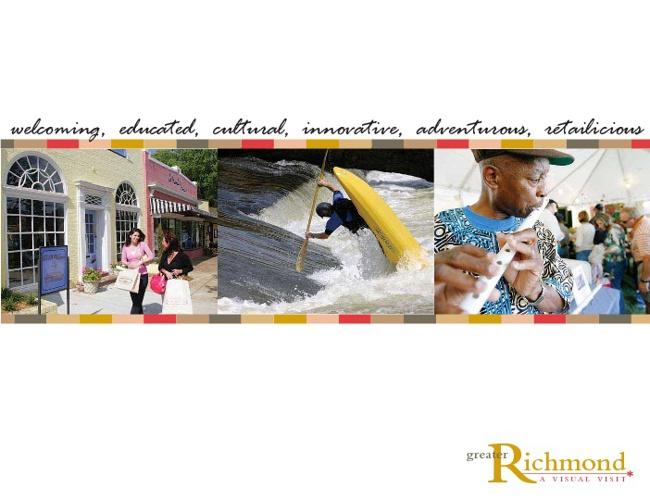 Greater Richmond, Virginia - A Visual Visit