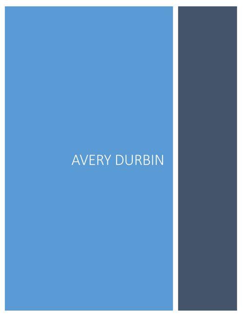 Avery Durbin