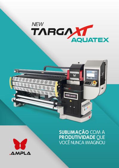 New Targa XT AQUATEX – Máxima produtividade para estamparia digi