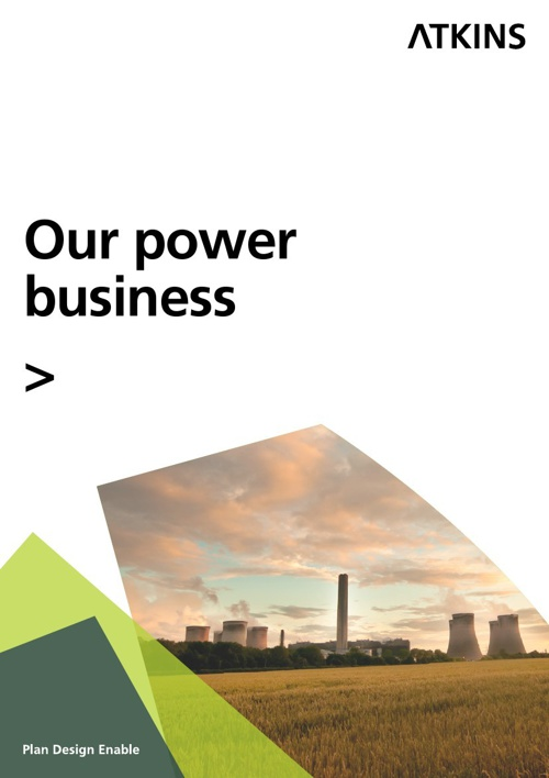 Atkins - Our power business