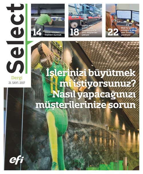 EFI Select issue 21 Turkish