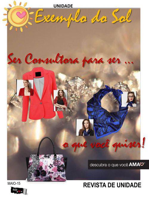 Revista da Unidade Exemplo do Sol - MAIO-15