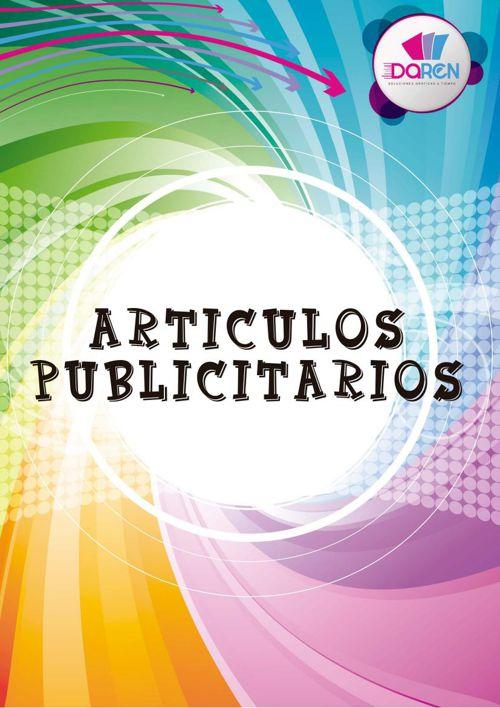 CATALOGO ARTICULOS PUBLICITARIOS SIN PRECIO