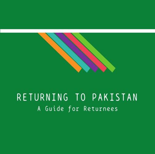 Returning to Pakistan [en]