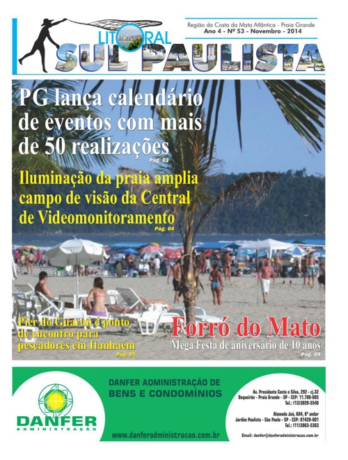 Copy of JORNAL LITORAL SUL PAULISTA - NOVEMBRO 2014