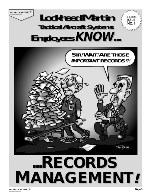 LMTAS Records Management