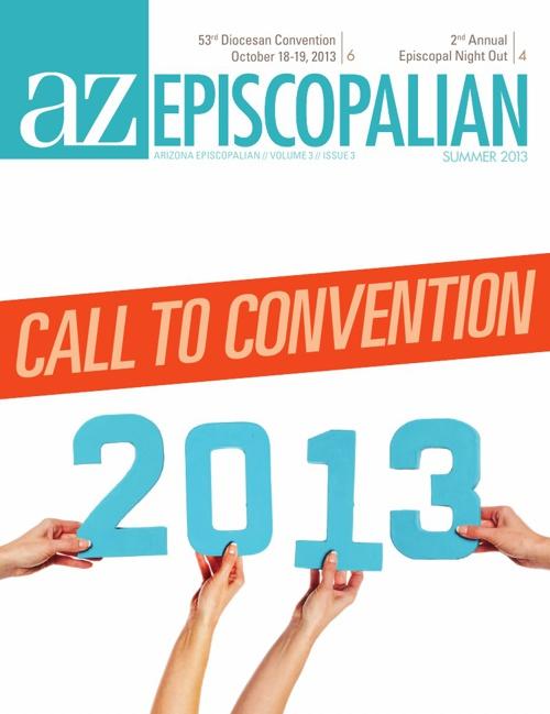 AZ Episcopalian: Summer 2013