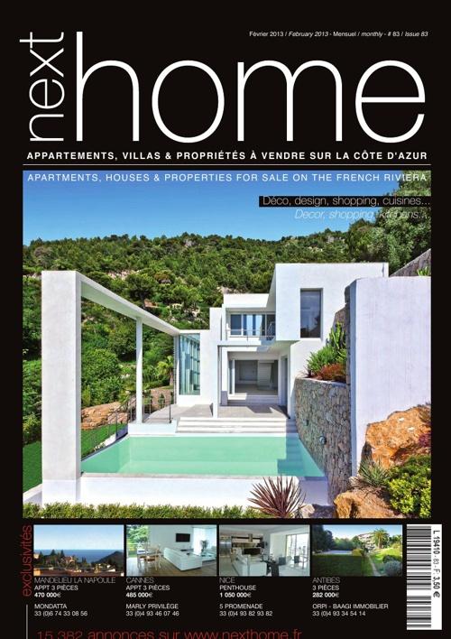 Magazine Nexthome Fevrier 2013