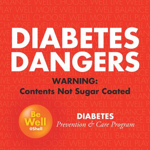 DIABETES DANGERS