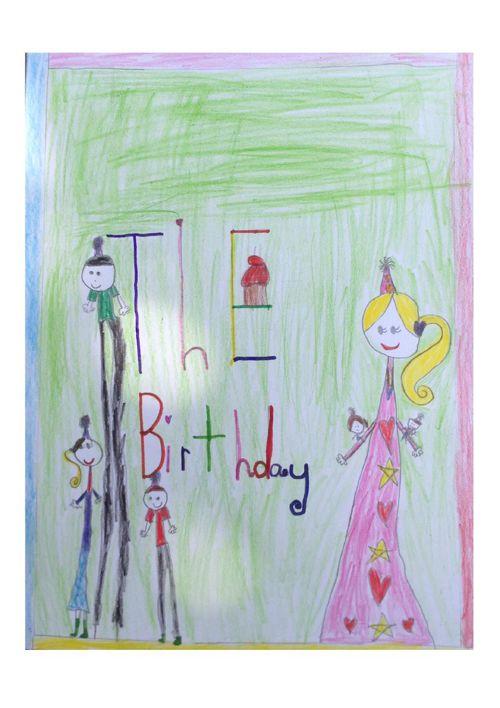 The Birthday by Maryam