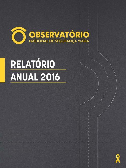 RELATÓRIO ONSV 2016