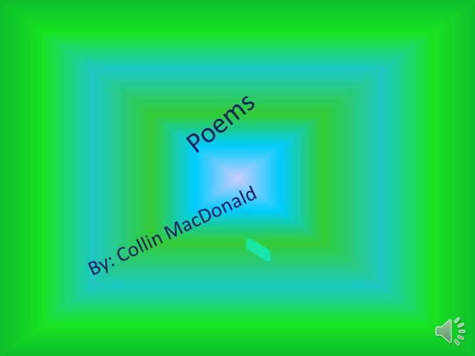 collins  poetry