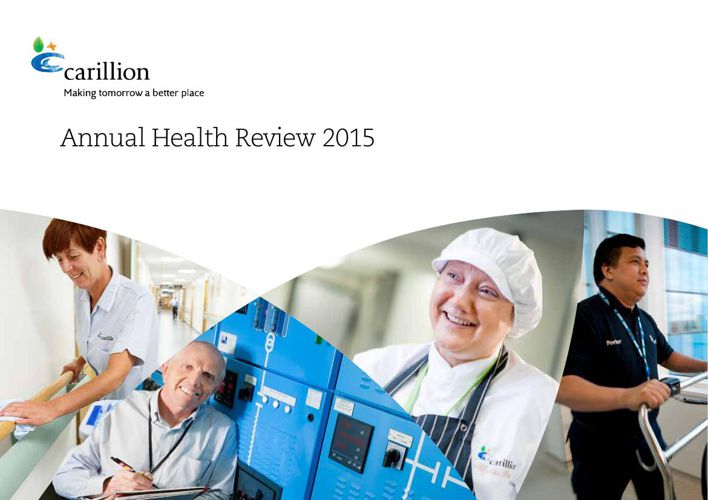 Carillion Health Review 2015