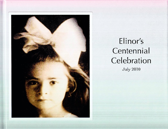 Elinor Shank's 2010 Centennial Celebration, by Patricia Pairman