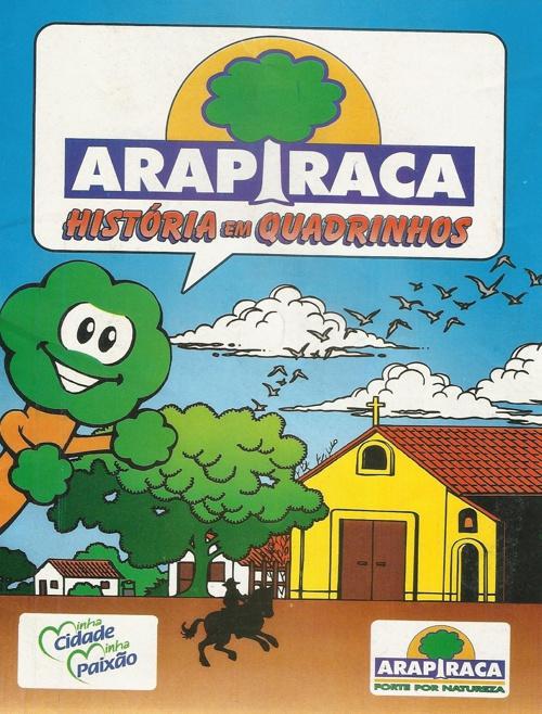 Arapiraca - História em Quadrinhos