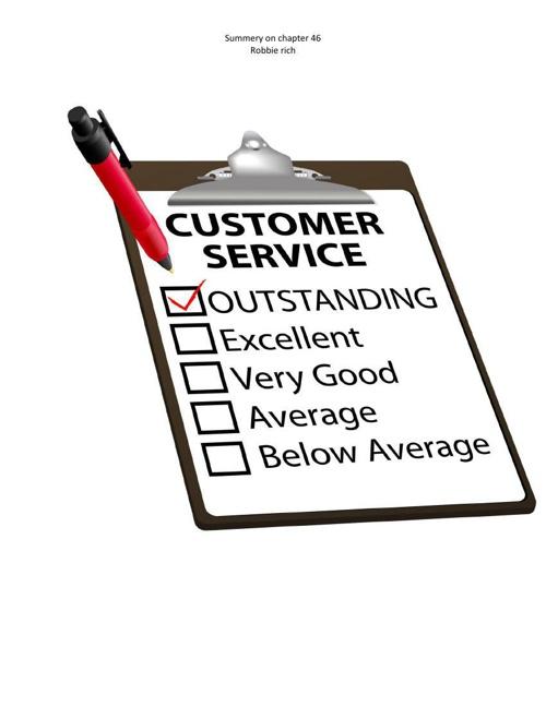 customer survice