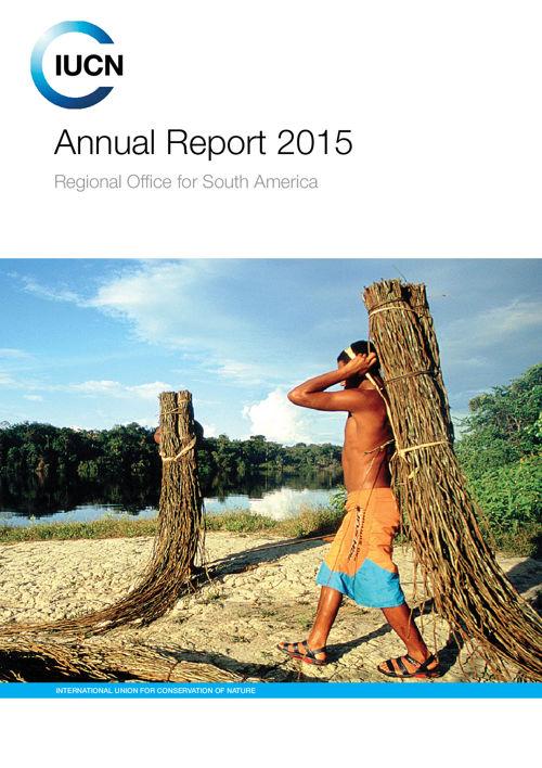 IUCN Annual Report 2015
