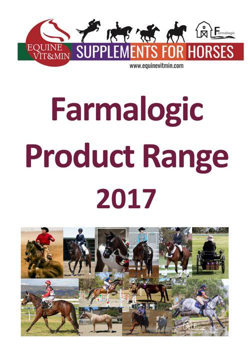 Farmalogic Product Range 2017