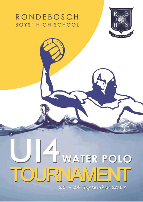Water Polo Programme_2017_Updated